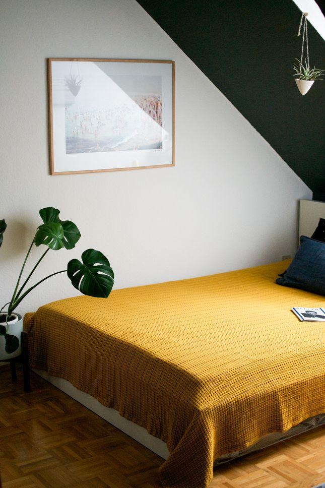 Urban Jungle Bloggers Cosy u0026 Green Bedroom