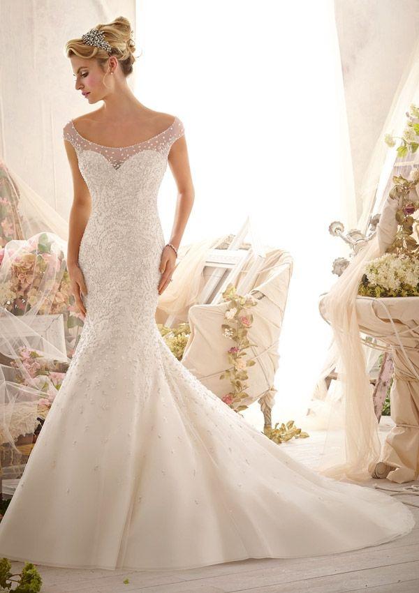 12 Stunning Designer Wedding Dresses Wedding Dresses Mori Lee Wedding Dress Mermaid Trumpet Wedding Dresses