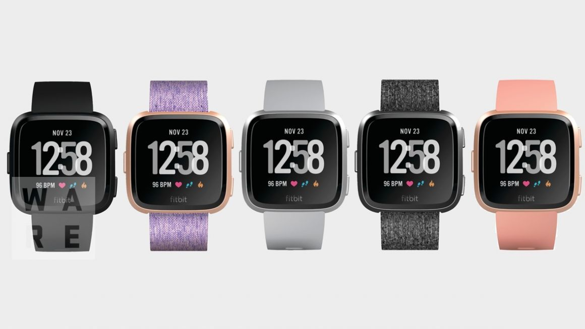Fitbit versa review with images fitbit smart watch