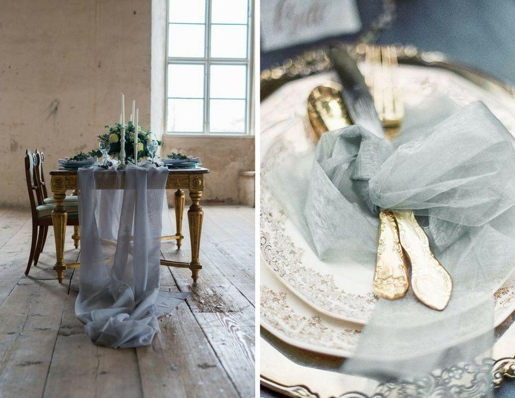 Outstanding Dusty Blue Wedding Theme Image - Wedding Idea 2018 ...