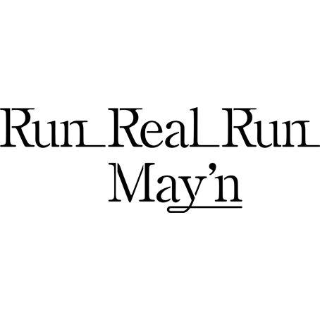 Run Real Run May'n  logo