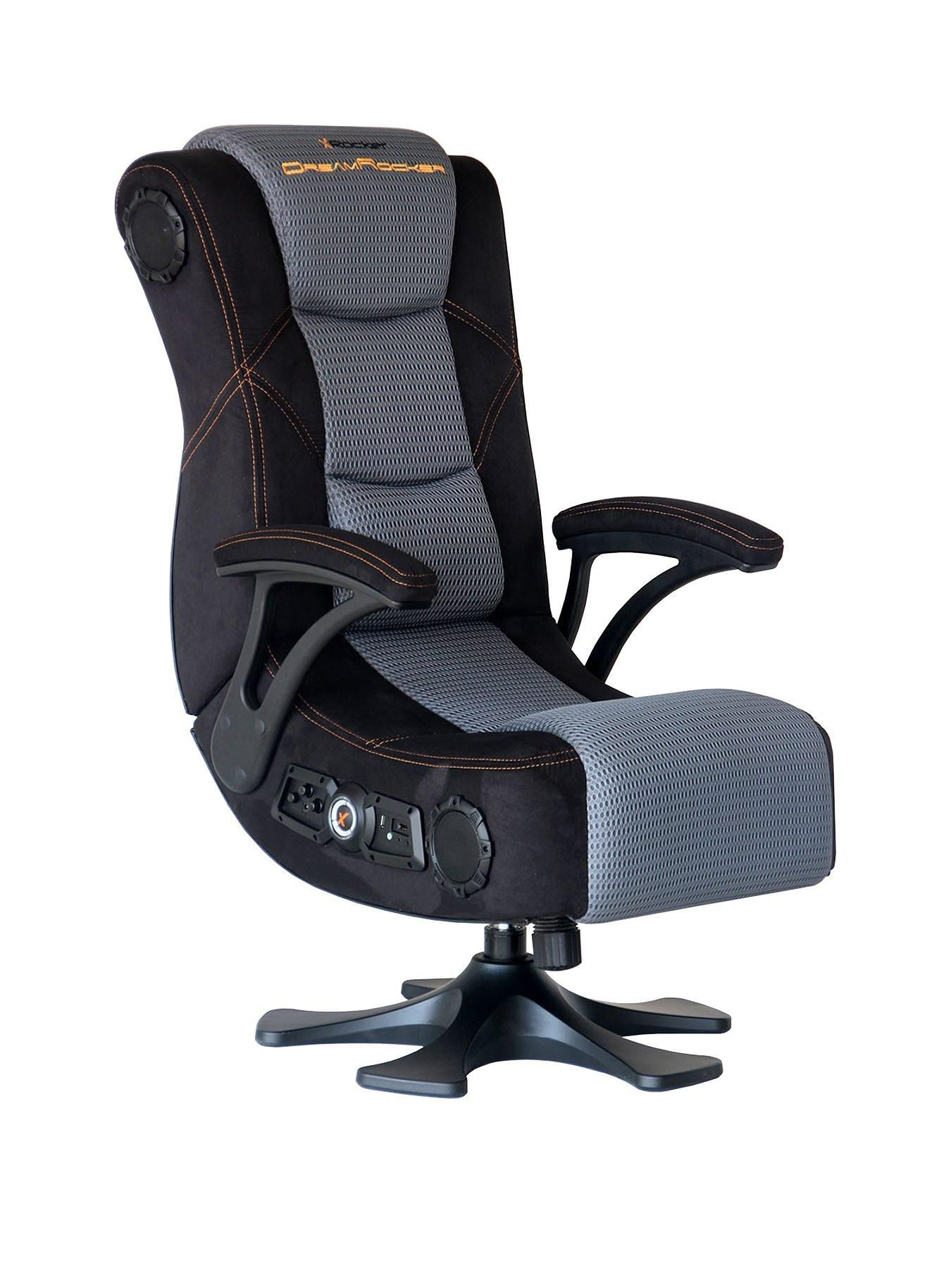 X Dream Ultra DUO 4.1 Bluetooth And Wireless Gaming Chair | Very.co.uk
