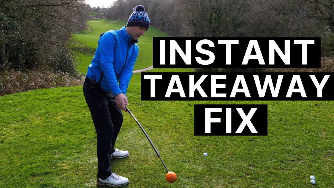 PERFECT GOLF SWING TAKEAWAY DRILL For Your Driver