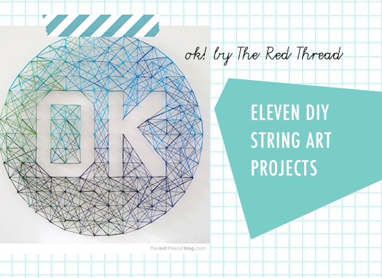 Picture creative-eleven-amazing-string-art-diys-2 « Creative: Eleven Amazing String Art DIYs | justb.