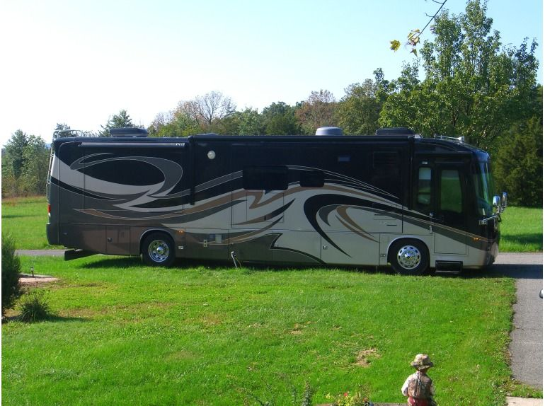 Gorgeous Classa Rv 2010 Entegra Coach Aspire 40skt 187 000