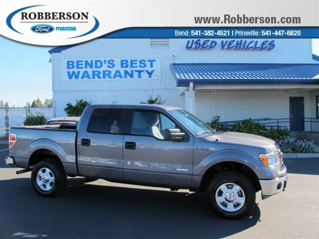 used 2012 ford f 150 xlt for sale bend or 30k robberson ford ford f150 used cars ford pinterest