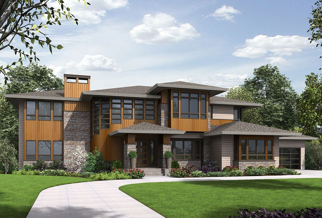 northwest modern home architecture. Above And Beyond IV - 23620JD   Contemporary, Modern, Northwest, 2nd Floor Master Northwest Modern Home Architecture A