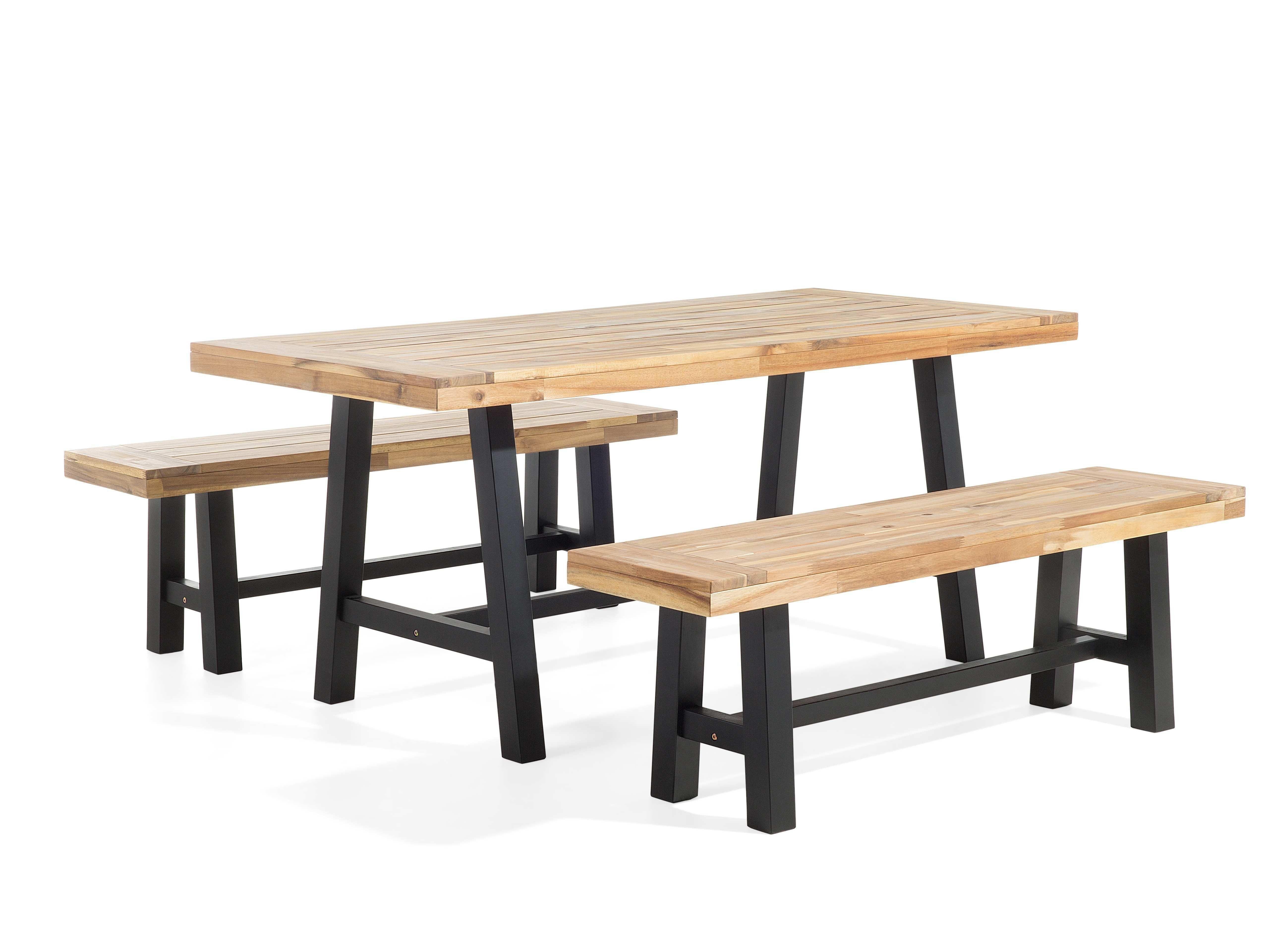 Table Et Banc Pliant Table Et Banc Pliant Table En Bois Avec