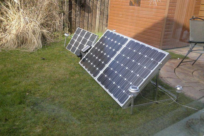 Portable Solar Power Supply Solar Portable Solar Power Solar Power House