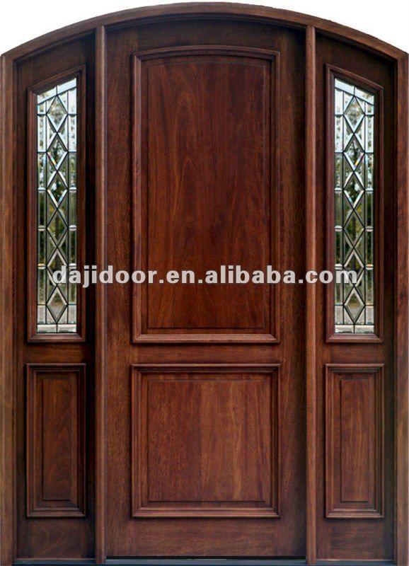Resultado de imagen para modelos de puertas principales for Puertas de madera para casas de campo