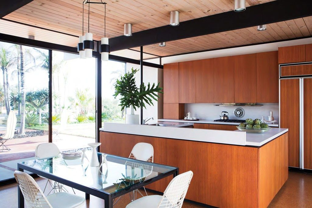 Kitchen Designer Los Angeles Adorable Michael Boyd  Restoration Of Craig Ellwood's Steinman House Los Inspiration Design