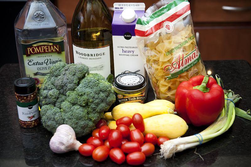 Pasta Primavera | Our Life In The Kitchen