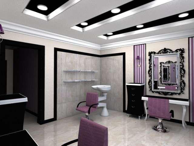 Architectural Home Design With Images Salon Interior Design