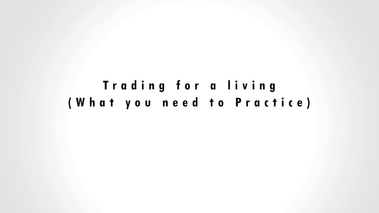 Trading With Substance And Mindfulness Mastering Trading