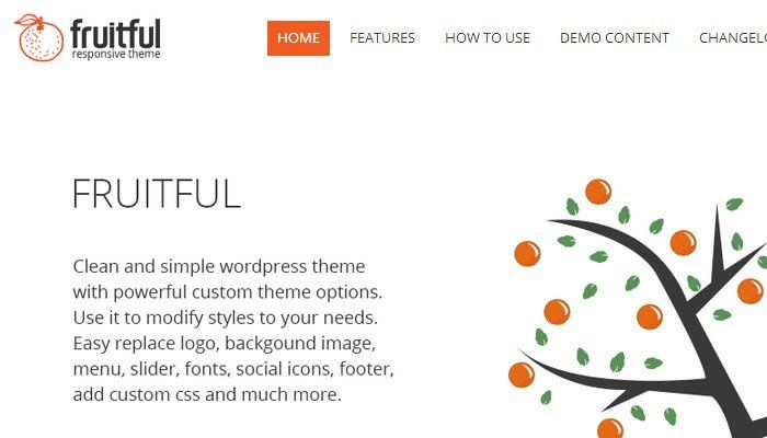 85 Free Clean And Simple Wordpress Themes Simple Wordpress Themes Wordpress Theme Custom Theme