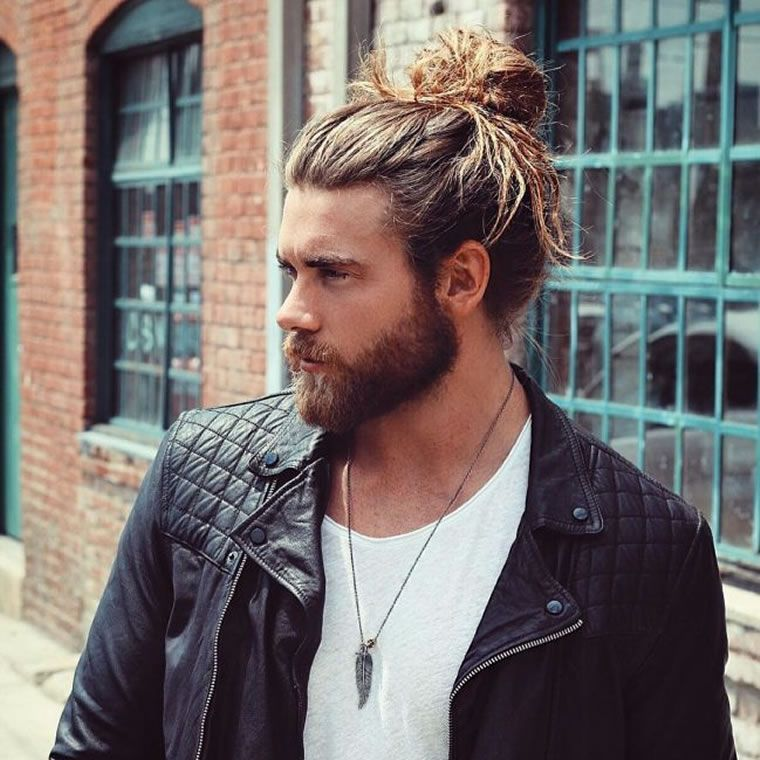 √ Coole Frisuren Lange Haare Männer
