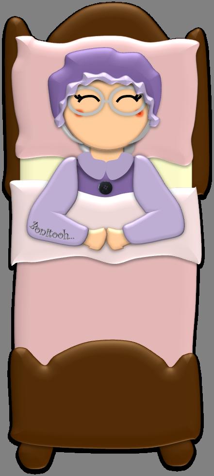 La abuelita enferma | INFANTILES | Pinterest | Páginas para colorear ...