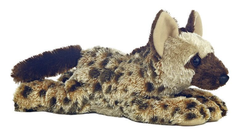 c55a81a23c89 Plush African Wild Dog Stuffed Animal 12