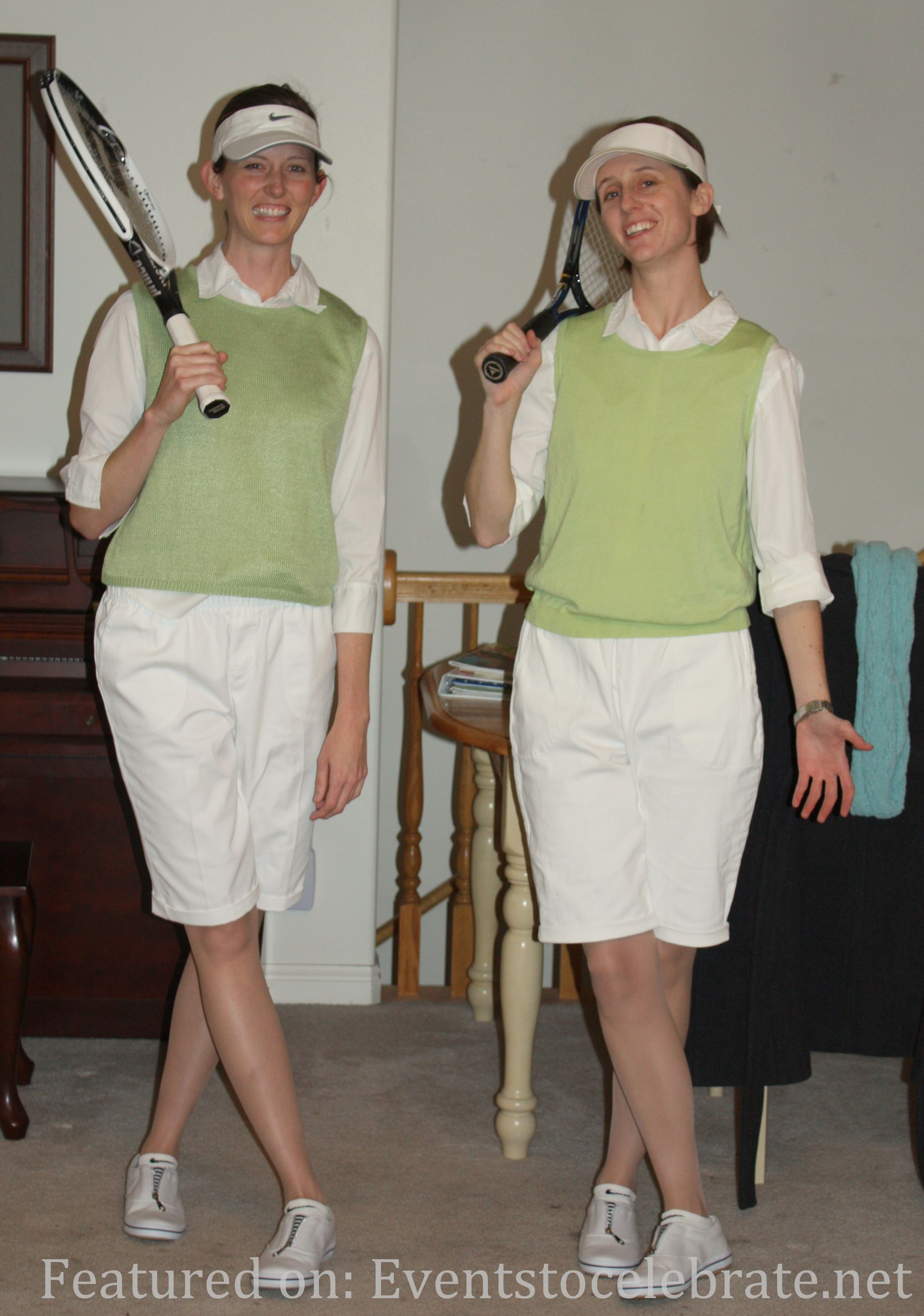 Double Mint Twins Couples Halloween Costume