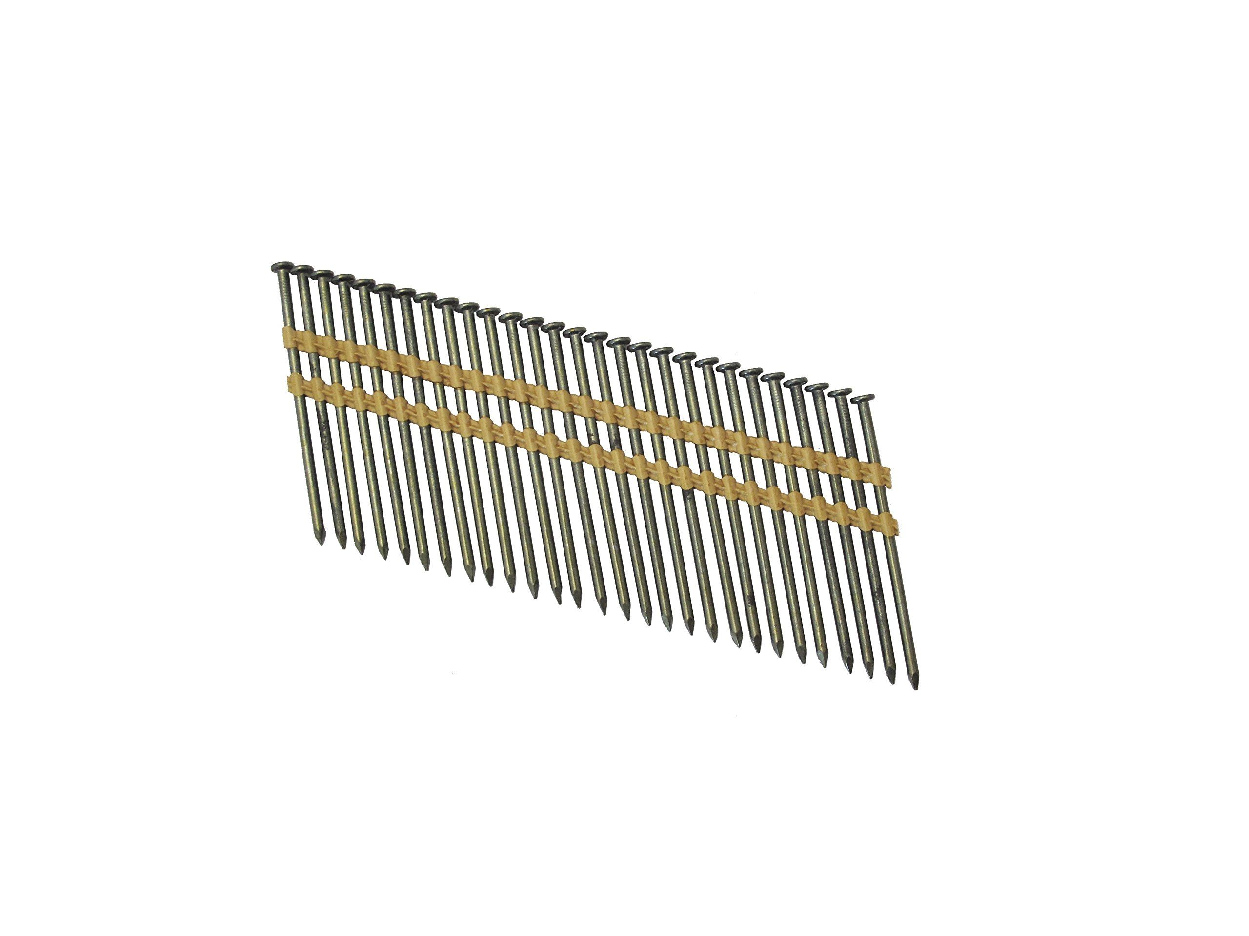 Grip Rite Prime Guard Gr3011m 21 Degree Plastic Strip Round Head Bright Coated Collated Framing Nails 3 X 0 120 Ad Framing Nails Air Tools Framing Nailers