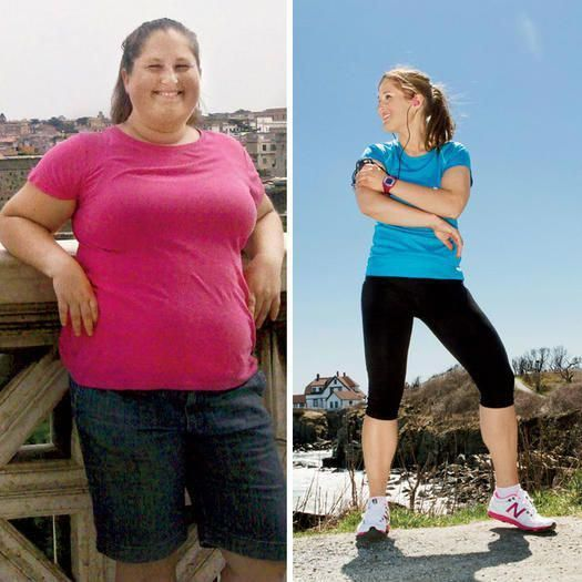 Need a little inspiration? See how these real women took control of their health and lost up to 100...