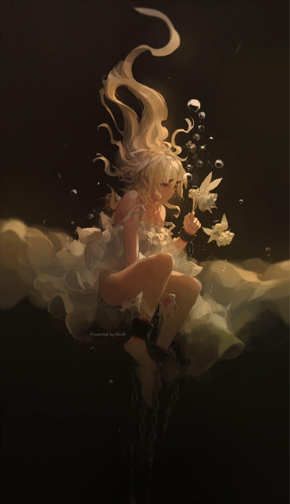 Register  Anime art girl, Anime art, Light in the dark