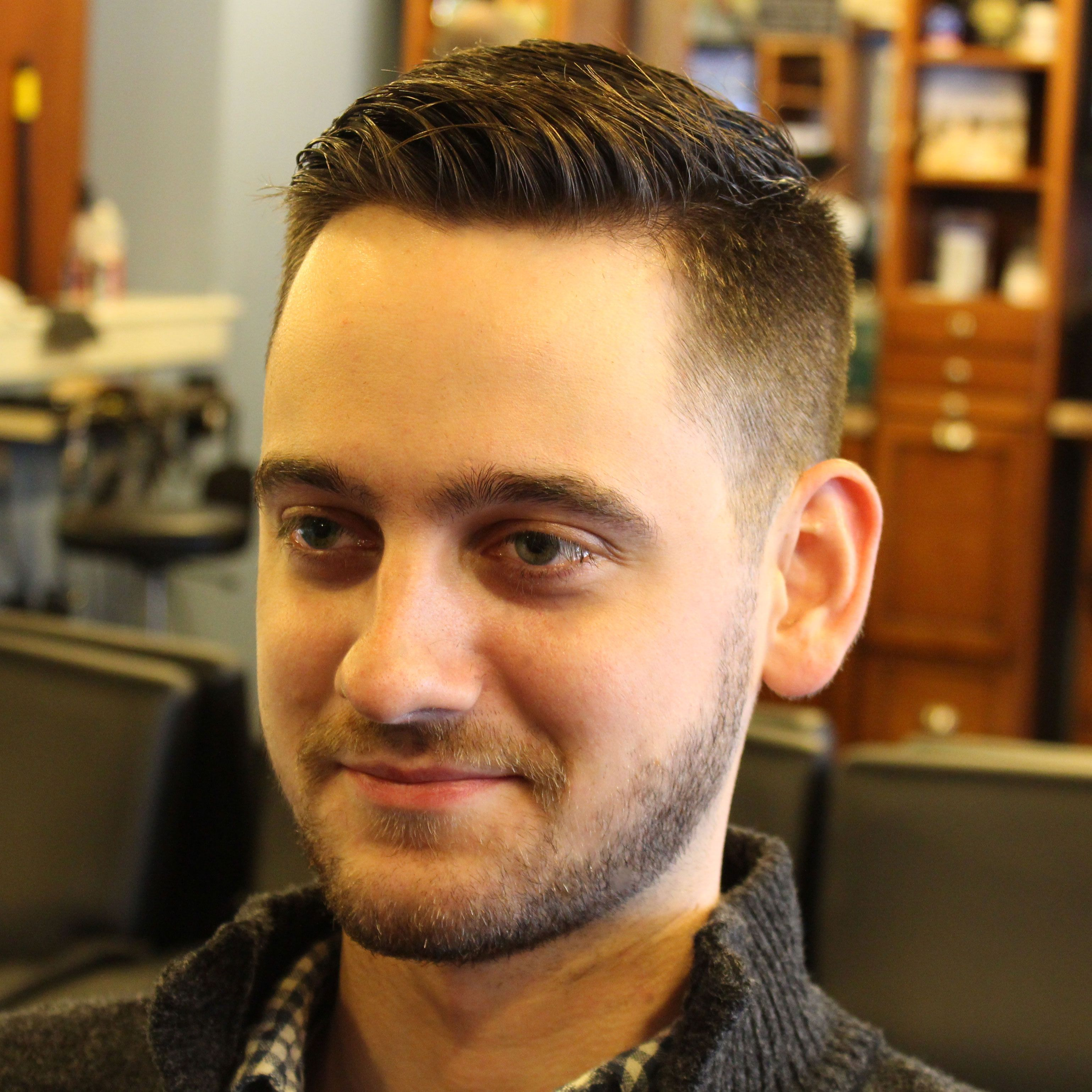 Classic Taper With Beard Photo David Alexander On Haircuts For