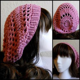 Love love love this hat!! White would be so pretty.   The Strange Knitter: Combination Summer Hat