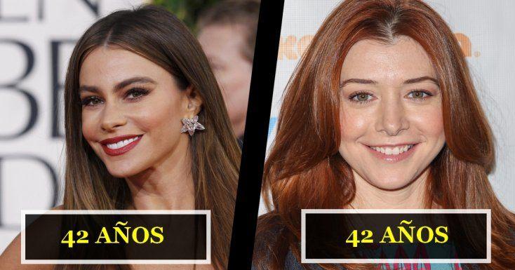 9 parejas de actores que increíblemente tienen la misma edad…