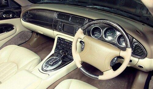 XK8 carbon interior trim | Jaguar XK8 | Jaguar xk8, Jaguar