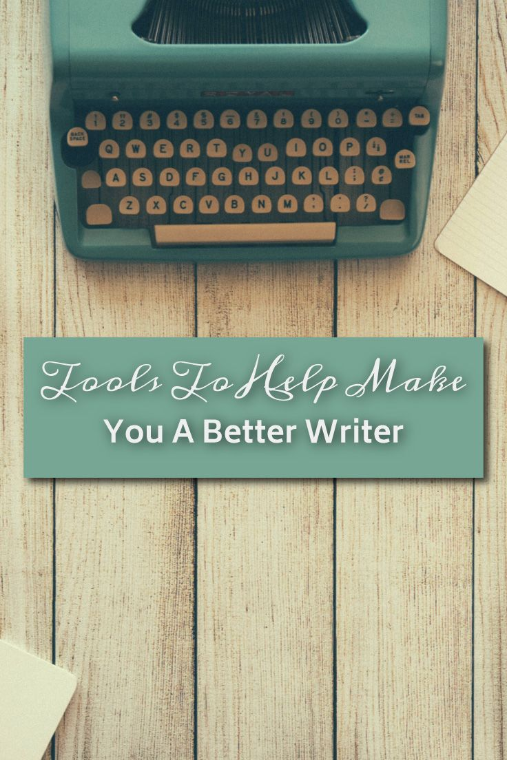 Need to improve your writing skills? Check out these free resources!