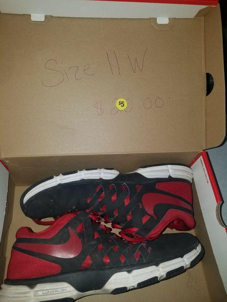 741cb5a6d0 Men's NIKE Lunar Fingertrap TR Training Athletic Shoes Red Black 11 Wide  EUC #fashion #clothing #shoes #accessories #mensshoes #athleticshoes (ebay  link)
