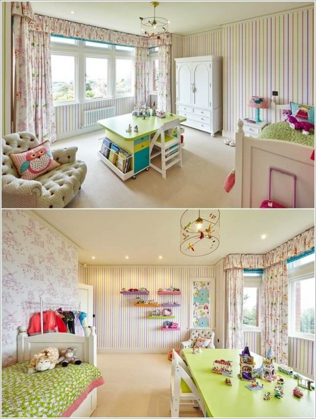 15 Multi-Purpose Furniture for Small Kids Room That You are Going to