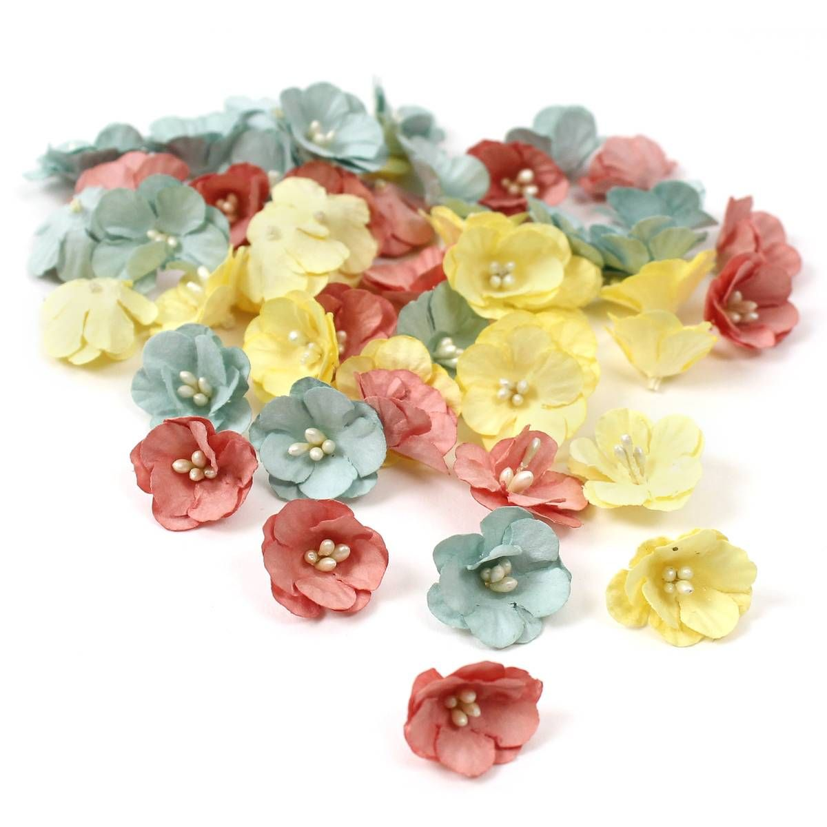 All You Need Is Love Paper Flowers 50 Pack Hobbycraft Ideas For