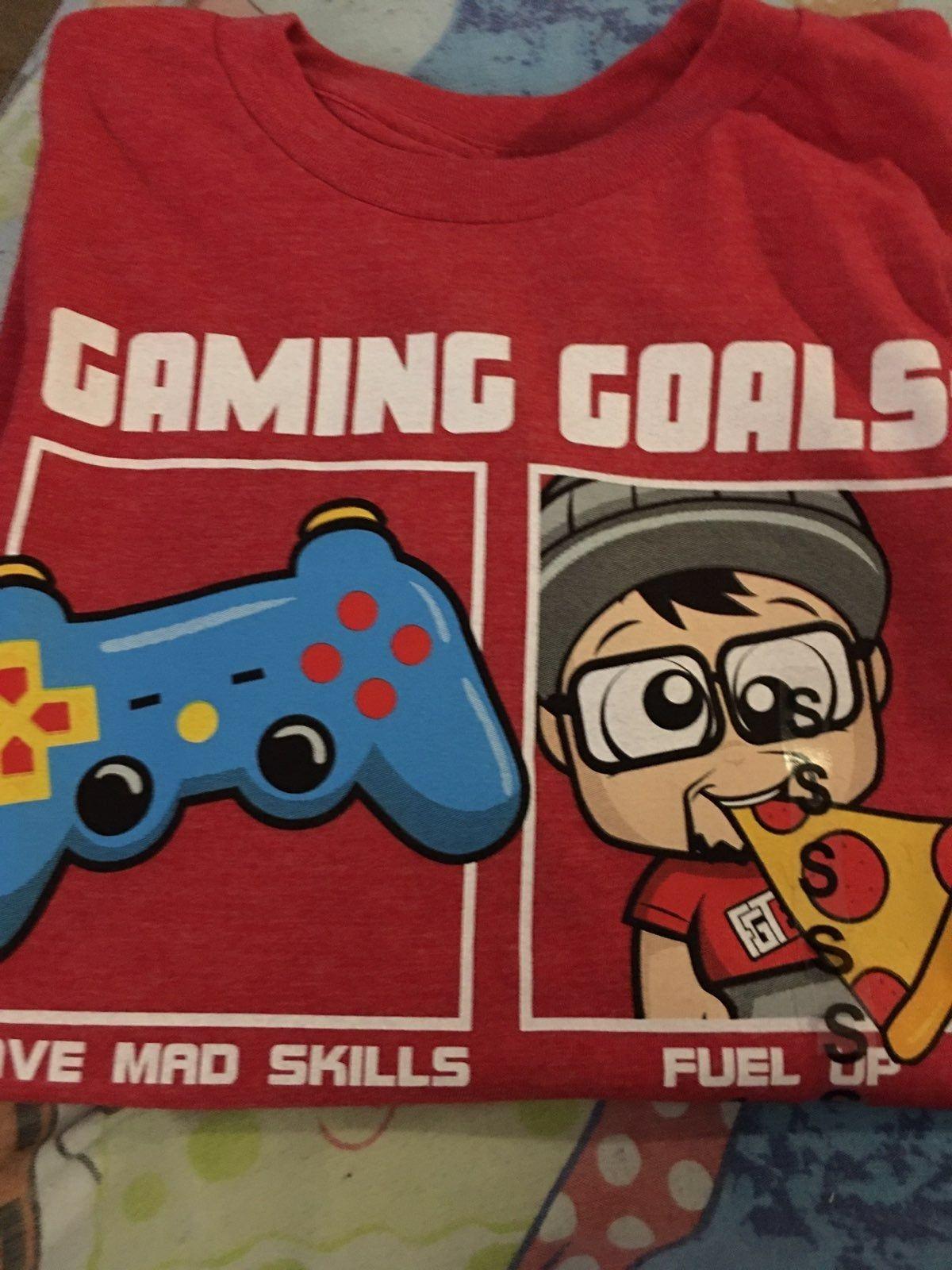 Fgteev T Shirt Shirts T Shirt Kids Entertainment [ 1600 x 1200 Pixel ]