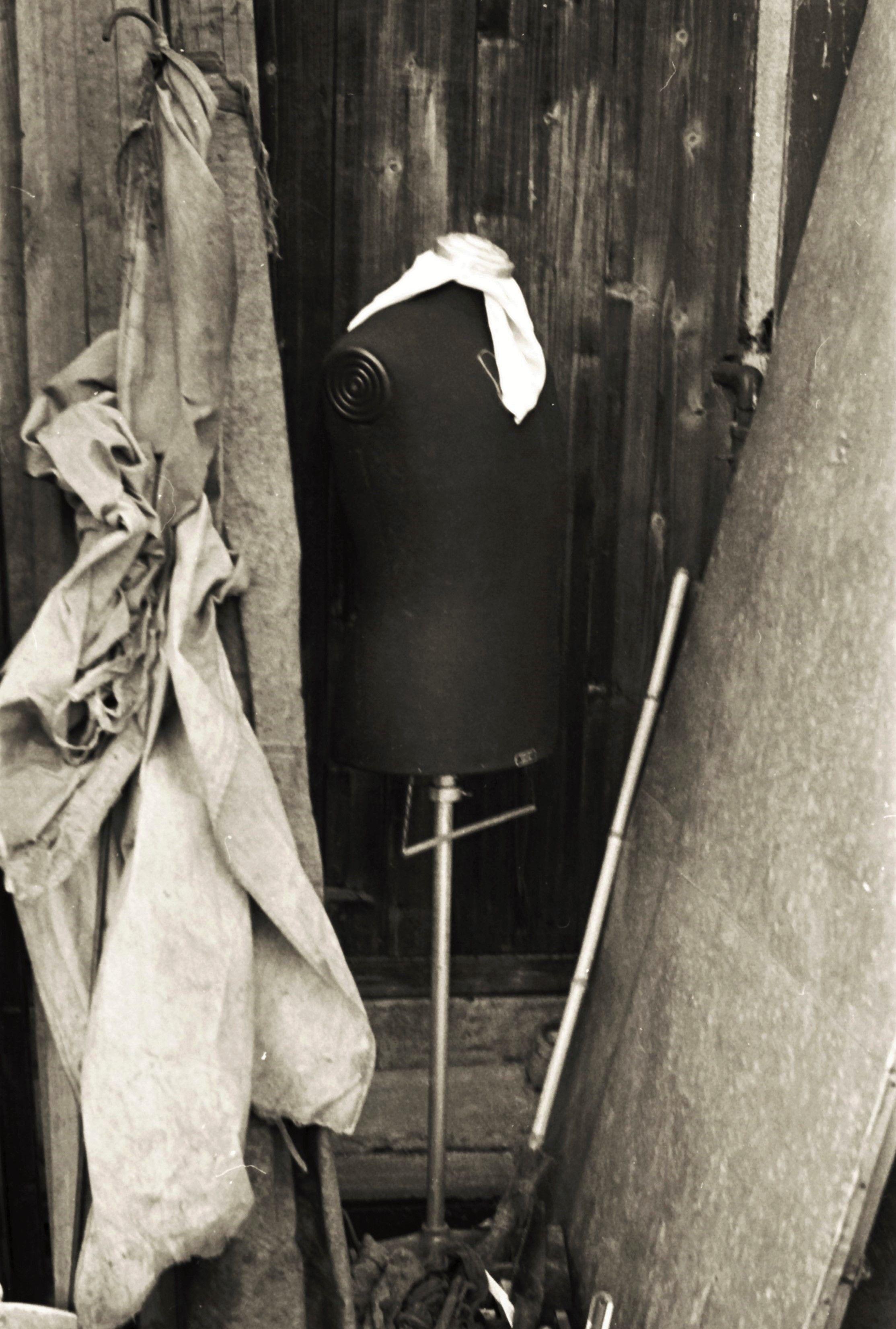 山本悍右 Kansuke Yamamoto 1955. ©Toshio Yamamoto.