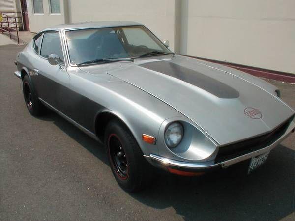 1971 Fremont California in 2020 | Datsun, Datsun 240z ...