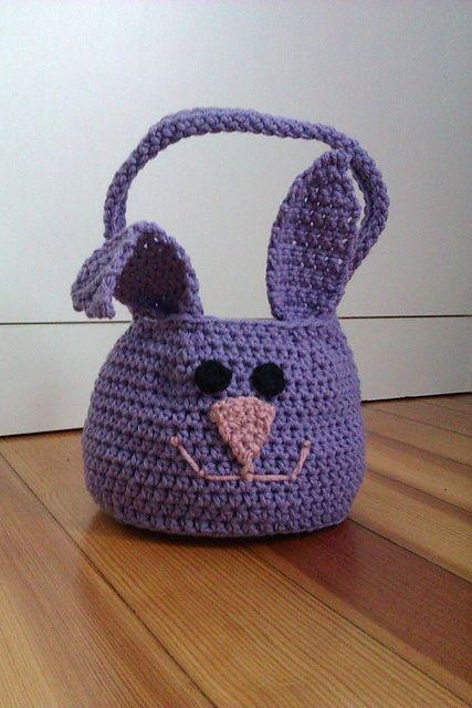 Free Crochet Easter Basket Patterns Free Download Crochet Easter