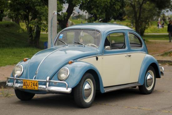 0958d7465 Volkswagen Escarabajo Original Modelo 1961   Mitula Carros ...
