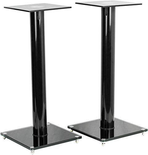 The VIVO Premium Universal 23 inch Floor Speaker Stands