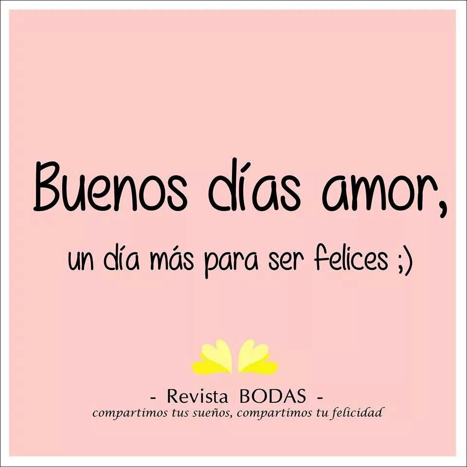 Buenos Días Amor Buenos Días Amor Mensajes De Buenos Dias Amor