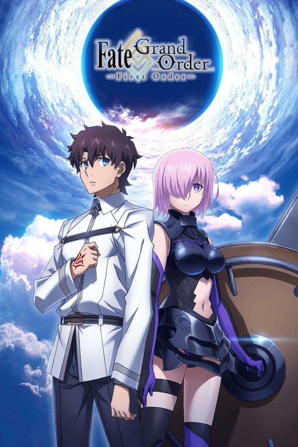 DESCARGA Fate/Grand Order First Order (720p) Idioma