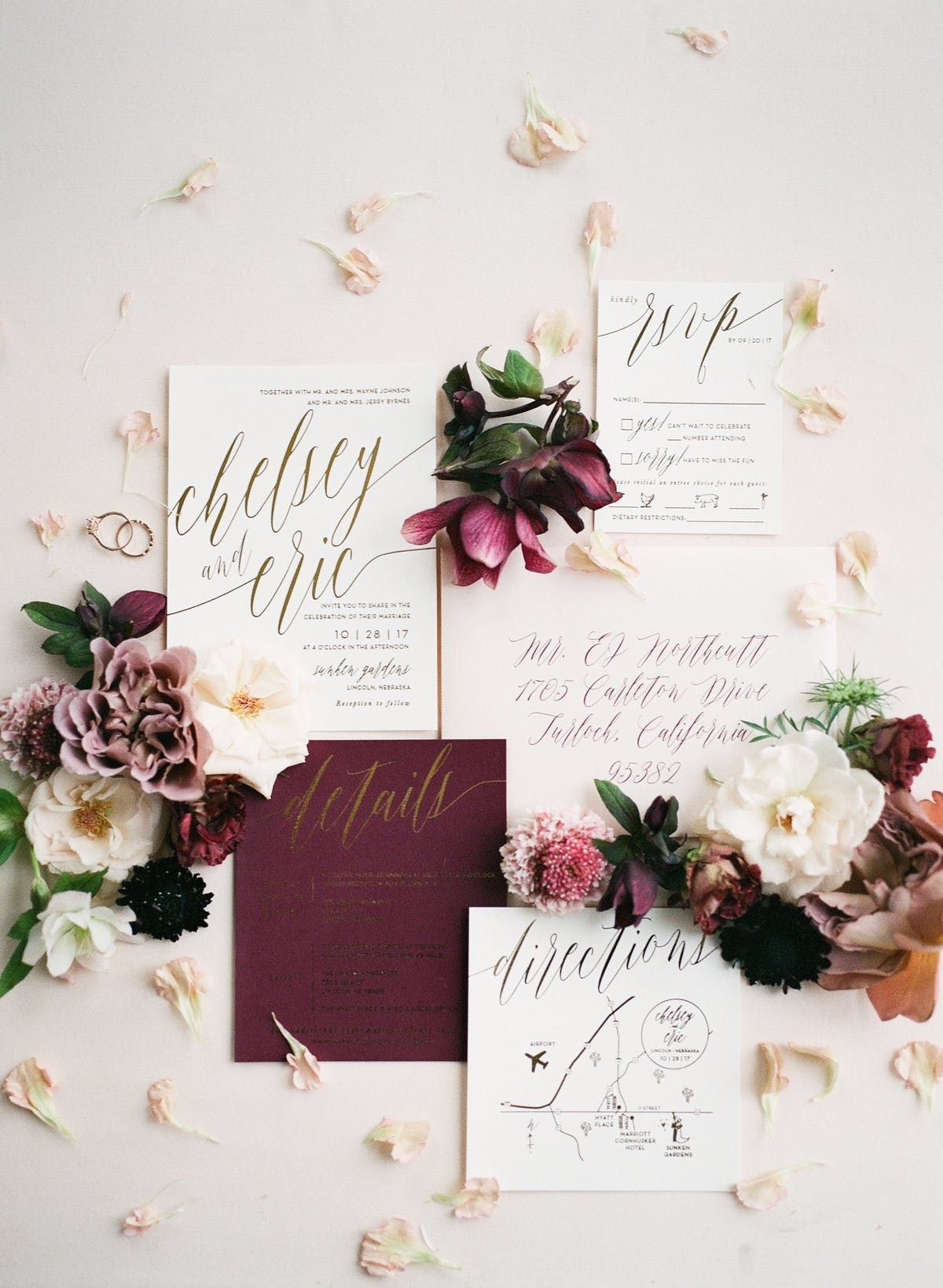 Rustic Wedding Styles Inspired By Copper In 2018 Wedding
