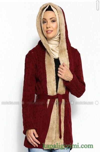 Kışlık Hırka Kazak Modelleri 2015