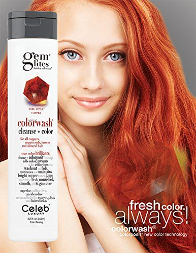 Gem Lites Colorwash Fire Opal 825 Oz Read More Reviews Of The Product By Visiting The Link On The Imag Color Depositing Shampoo Fire Opal Beauty Hair Color