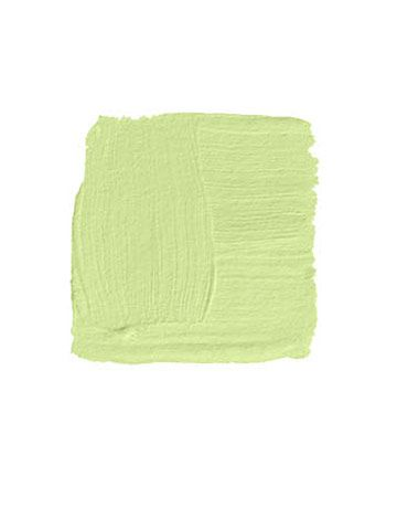 The Most Outrageous Paint Colors Green Lights Pear And