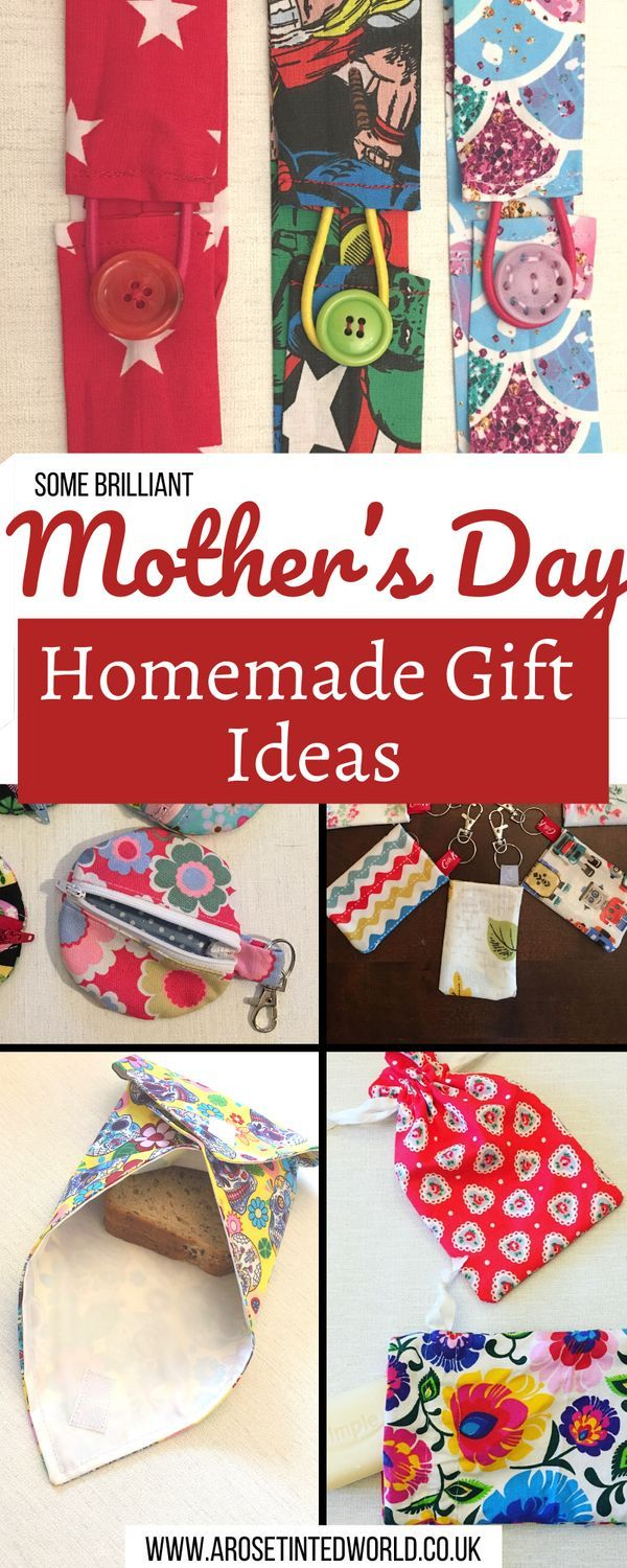 Homemade Gifts For Mothers Day  A Rose Tinted World Homemade Gifts for Mothers Day  here are some great ideas of handmade presents to gift your Mum this year Find tutoria...