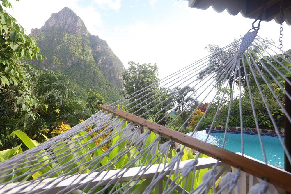 Hammock swings are encourage for the ultimate in