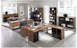 home office mexico. Mexico Office Furniture - Contemporary, Sophisticated German Manufactured In Warm Walnut. Home I