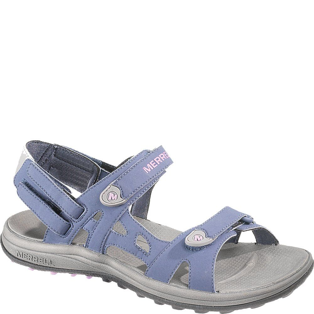 4ab271f231b8 Merrell Cedrus Convertible Graisaille Orchid Womens Sandals Size US 9 M.  cushioning.